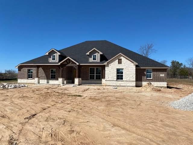 128 Cooper Court, Springtown, TX 76082 (MLS #14498641) :: The Chad Smith Team