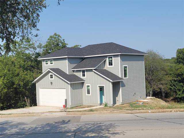 2807 Angle Avenue, Fort Worth, TX 76106 (MLS #14516459) :: Real Estate By Design