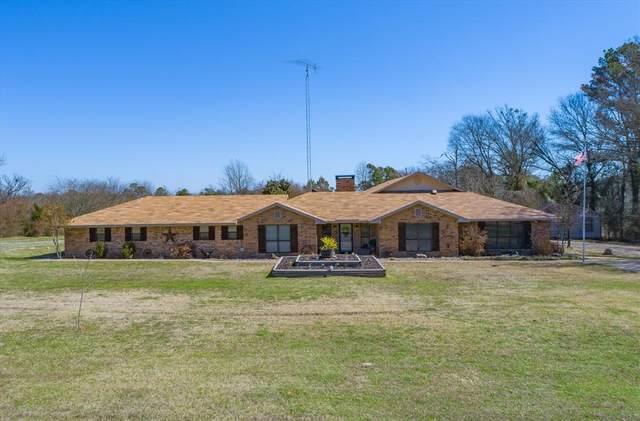 3436 County Road 4560, Winnsboro, TX 75494 (MLS #14529112) :: The Property Guys