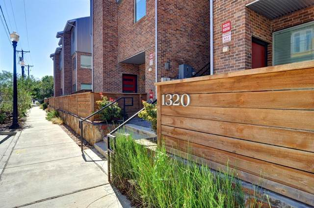 1320 May Street #206, Fort Worth, TX 76104 (MLS #14535318) :: The Chad Smith Team