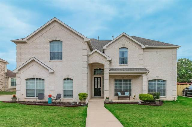 812 Whitley Court, Kennedale, TX 76060 (MLS #14562829) :: Front Real Estate Co.