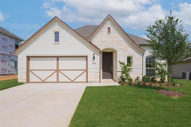 2608 Dancing Flame Drive, Denton, TX 76201 (MLS #14568590) :: Real Estate By Design