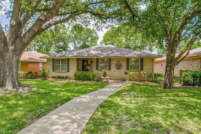 2711 Alco Avenue, Dallas, TX 75211 (MLS #14618141) :: Real Estate By Design