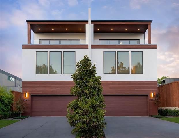 3517 Edgewater Street, Dallas, TX 75205 (MLS #14622103) :: Real Estate By Design