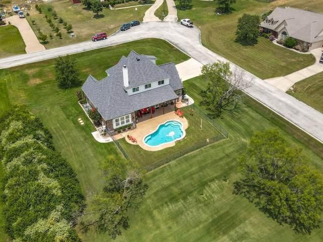 125 Aledo Pointe Drive, Aledo, TX 76008 (MLS #14626711) :: Wood Real Estate Group
