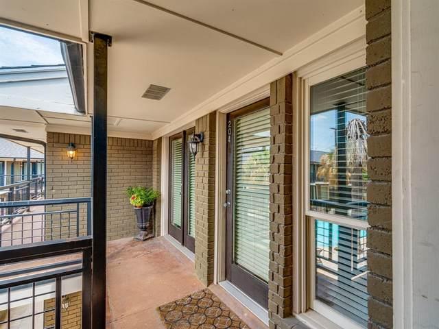 7770 Meadow Road #204, Dallas, TX 75230 (MLS #14631919) :: Premier Properties Group