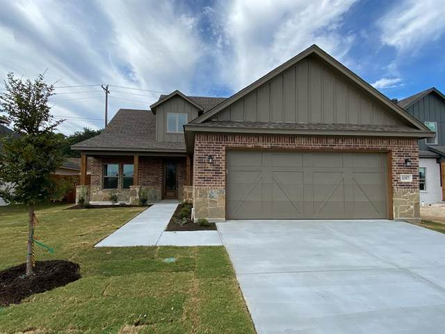 1317 Thistle Hill, Weatherford, TX 76087 (MLS #14638579) :: Real Estate By Design