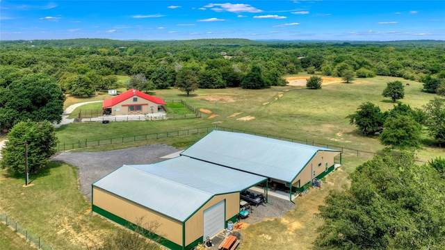 236 County Road 286, Collinsville, TX 76233 (MLS #14639140) :: NewHomePrograms.com