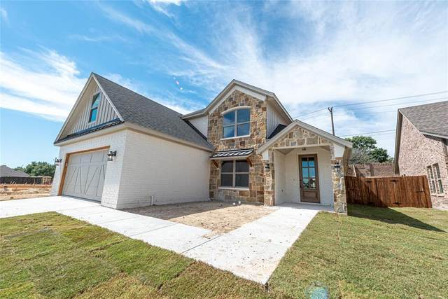1313 Thistle Hill, Weatherford, TX 76087 (MLS #14639733) :: Real Estate By Design