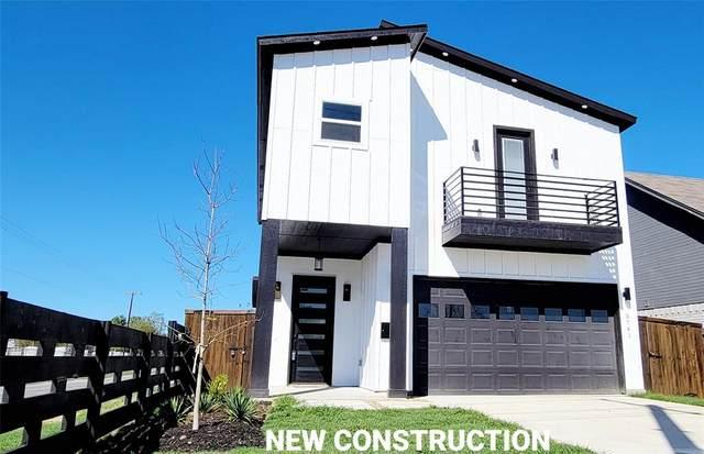 3741 Toronto Street, Dallas, TX 75212 (MLS #14644655) :: Epic Direct Realty