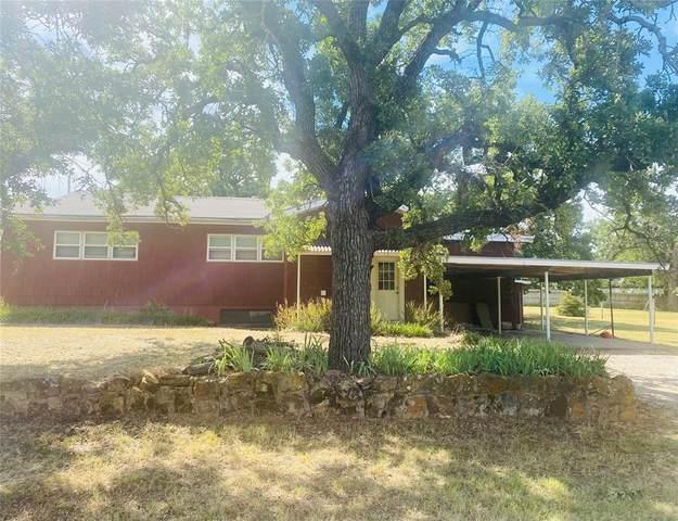 1100 Avenue N, Cisco, TX 76437 (MLS #14647184) :: Lisa Birdsong Group | Compass