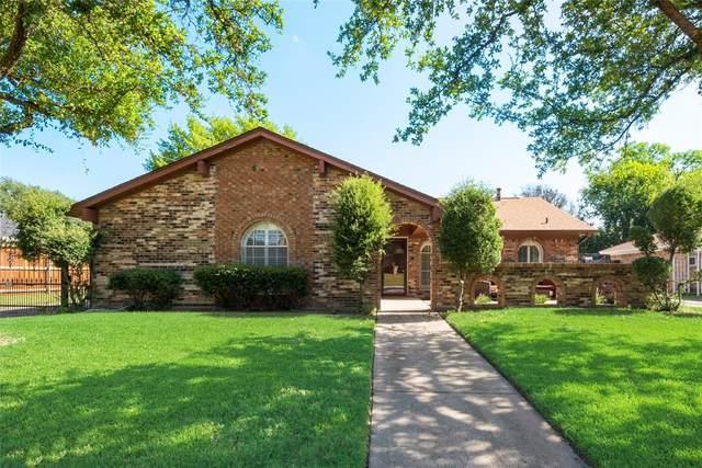 2112 Norwood Drive, Hurst, TX 76054 (MLS #14656983) :: The Juli Black Team