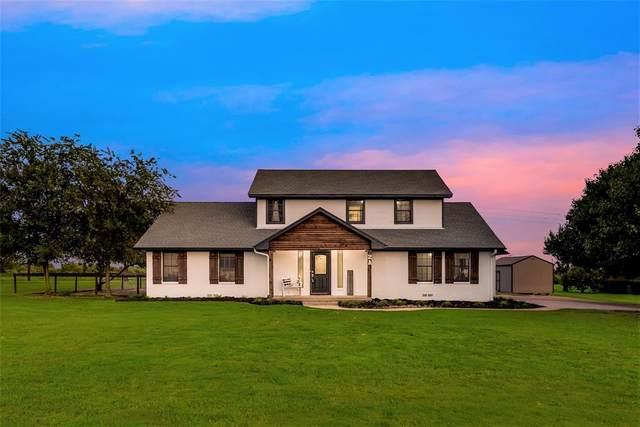 2A Rhea Mills Circle, Prosper, TX 75078 (MLS #14670178) :: The Mitchell Group