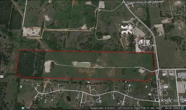 0000 Deer Park, Decatur, TX 76234 (MLS #13232204) :: The Kimberly Davis Group