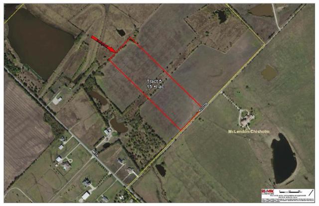 005 Klutts Road, McLendon Chisholm, TX 75032 (MLS #13314583) :: Team Hodnett