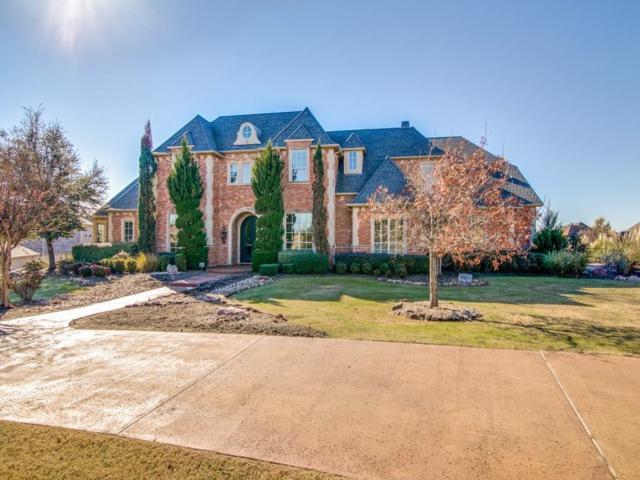 1720 Bison Meadow Lane, Heath, TX 75032 (MLS #13381413) :: Team Hodnett