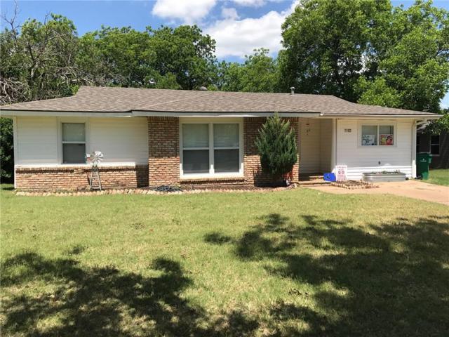 1362 Hillcrest Drive, Graham, TX 76450 (MLS #13513337) :: Team Hodnett
