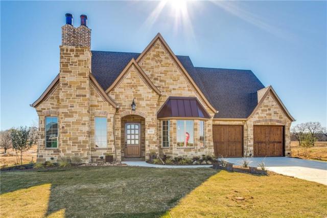 416 Pegasus Ridge, Argyle, TX 76226 (MLS #13540732) :: The Real Estate Station