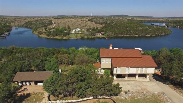 523 Neeleys Slough Drive, Possum Kingdom Lake, TX 76449 (MLS #13546545) :: Team Hodnett