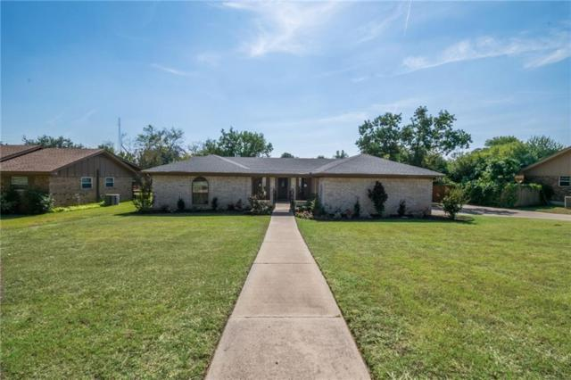 305 Oak Valley Drive, Colleyville, TX 76034 (MLS #13686192) :: The Mitchell Group