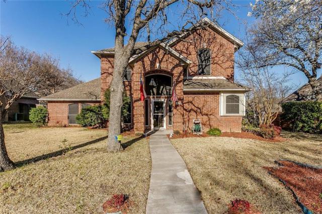1515 Holly Ridge Drive, Keller, TX 76248 (MLS #13692749) :: Team Hodnett