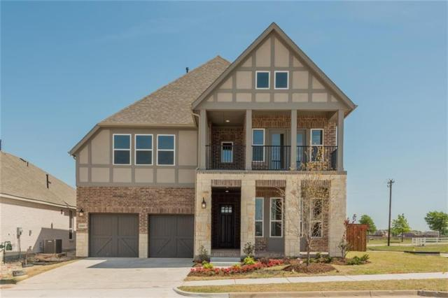 6005 The Esplanade, Mckinney, TX 75070 (MLS #13734017) :: Team Tiller