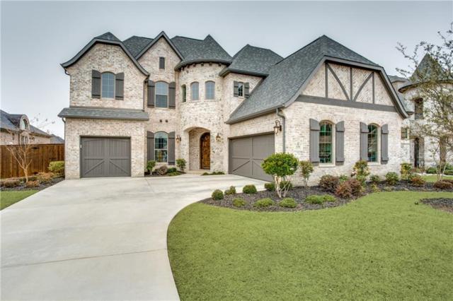 1310 Cypress Creek Way, Celina, TX 75009 (MLS #13773640) :: Team Hodnett