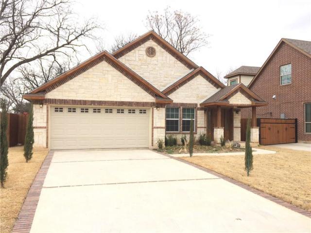 341 Lucille Street, Irving, TX 75060 (MLS #13774395) :: Team Hodnett
