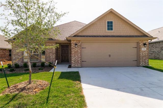 524 Hidden Springs Trail, Azle, TX 76020 (MLS #13784763) :: RE/MAX Landmark