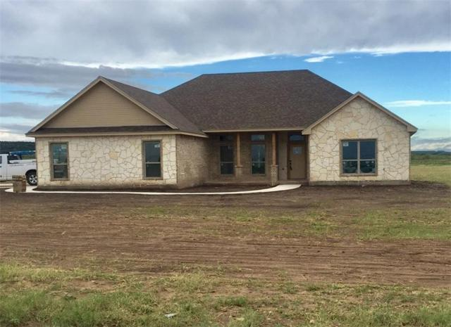 162 Purcell Lane, Tuscola, TX 79562 (MLS #13810133) :: The Paula Jones Team | RE/MAX of Abilene