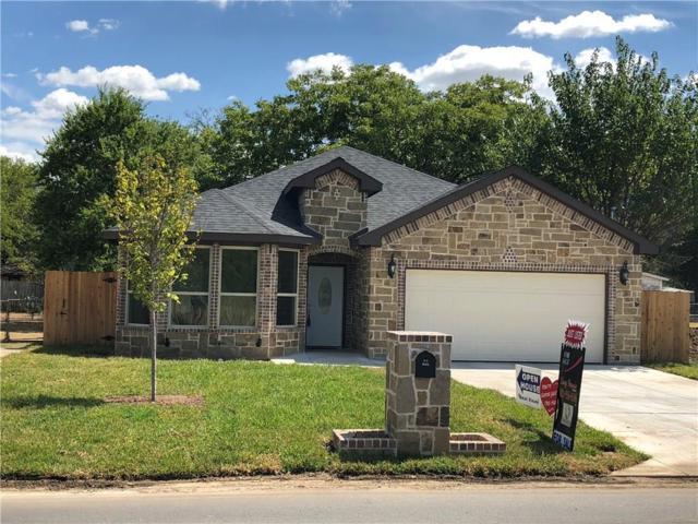 308 E Enon Avenue, Everman, TX 76140 (MLS #13834401) :: Team Hodnett