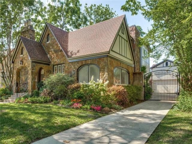 5439 Morningside Avenue, Dallas, TX 75206 (MLS #13840274) :: Team Hodnett