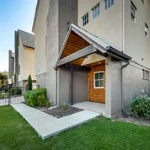 5089 Gaston Avenue #1001, Dallas, TX 75214 (MLS #13852575) :: Results Property Group