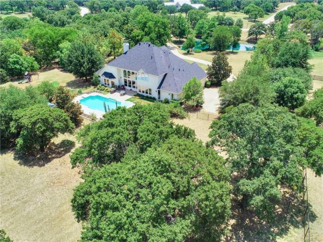 735 Copper Woods Lane, Copper Canyon, TX 75077 (MLS #13891548) :: RE/MAX Landmark