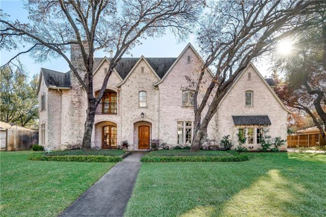 5810 Melshire Drive, Dallas, TX 75230 (MLS #13899874) :: Robbins Real Estate Group
