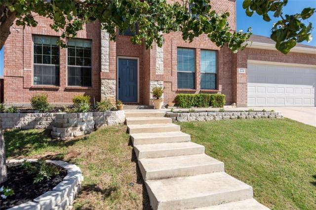 548 Destin Drive, Fort Worth, TX 76131 (MLS #13925458) :: RE/MAX Landmark