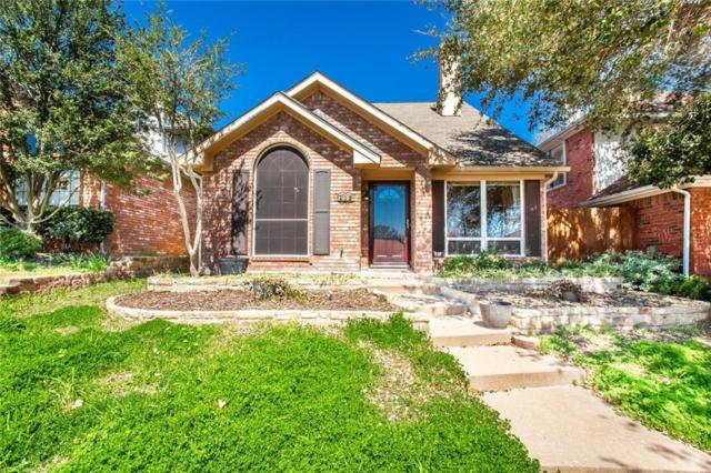 719 Burr Oak Drive, Lewisville, TX 75067 (MLS #14007188) :: RE/MAX Town & Country