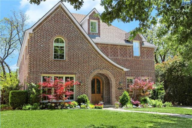 6122 Bryan Parkway, Dallas, TX 75206 (MLS #14026033) :: Van Poole Properties Group