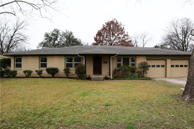 3817 Scranton Drive, Richland Hills, TX 76118 (MLS #14037614) :: The Hornburg Real Estate Group
