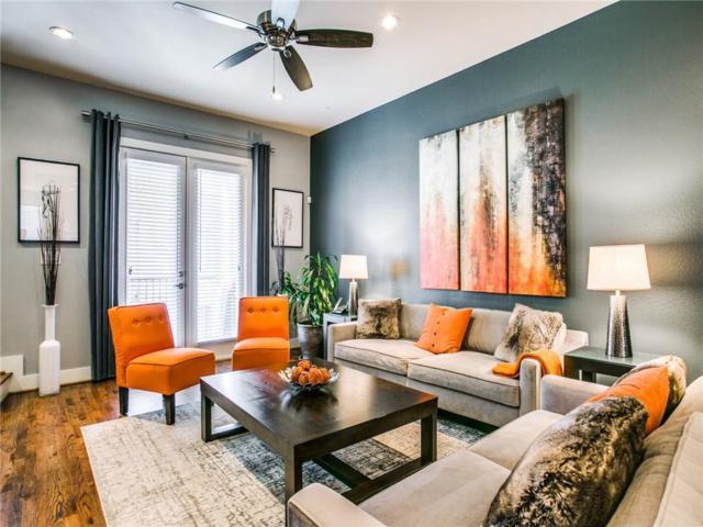 4211 Rawlins Street #254, Dallas, TX 75219 (MLS #14050394) :: RE/MAX Landmark