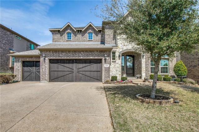 4204 Oxbow Drive, Mckinney, TX 75072 (MLS #14054287) :: The Daniel Team