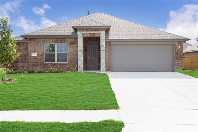 23 Mockingbird, Sanger, TX 76266 (MLS #14062858) :: The Mitchell Group