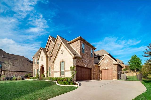 7009 Da Vinci, Colleyville, TX 76034 (MLS #14063243) :: The Tierny Jordan Network