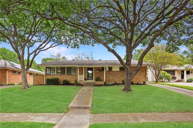 703 Laguna Drive, Richardson, TX 75080 (MLS #14069125) :: The Good Home Team