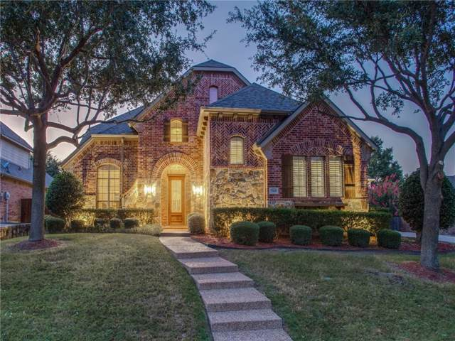 7808 Linksview Drive, Mckinney, TX 75072 (MLS #14093780) :: The Real Estate Station