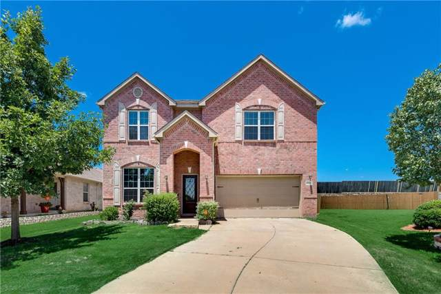 2729 Calmwater Drive, Little Elm, TX 75068 (MLS #14115516) :: The Real Estate Station