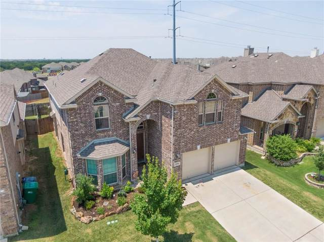 14008 Blueberry Hill Drive, Little Elm, TX 75068 (MLS #14117339) :: Baldree Home Team