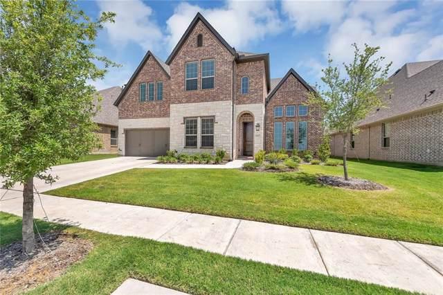1637 Ellington Drive, Celina, TX 75009 (MLS #14127905) :: Kimberly Davis & Associates