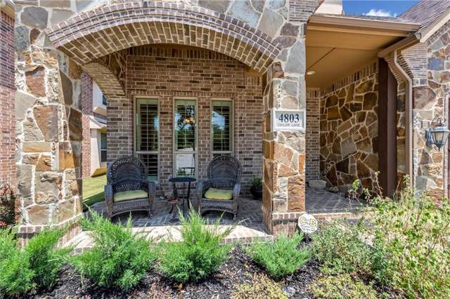 4803 Taylor Lane, Grapevine, TX 76051 (MLS #14127940) :: The Tierny Jordan Network