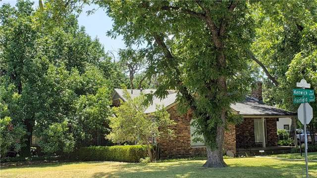 6301 Kenwick Avenue, Fort Worth, TX 76116 (MLS #14131933) :: The Mitchell Group